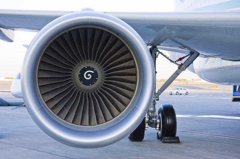 In diesen Branchen sind wir tätig - Flugzeugtechnik