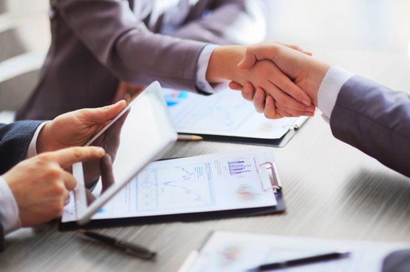 Unsere Leistungen - Werk- und Dienstvertrag