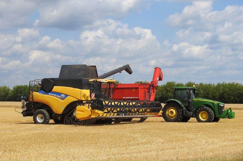 In diesen Branchen sind wir tätig - Landmaschinen