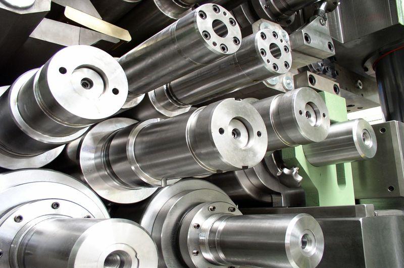In diesen Branchen sind wir tätig - Maschinenbau