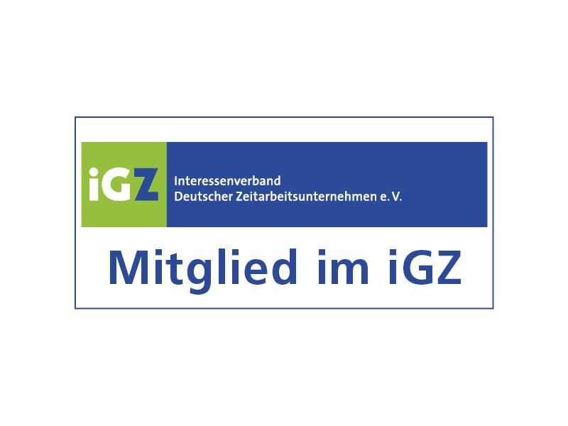 Die NET AG professional services ist Mitglied im iGZ