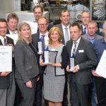 Reifenhäuser Mitarbeiter Lieferantenaward 2014